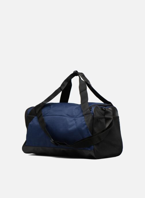Sports bags Nike Nike Brasilia Training Duffel Bag S Blue view from the right