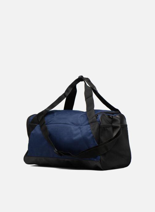 Sporttaschen Nike Nike Brasilia Training Duffel Bag S blau ansicht von rechts