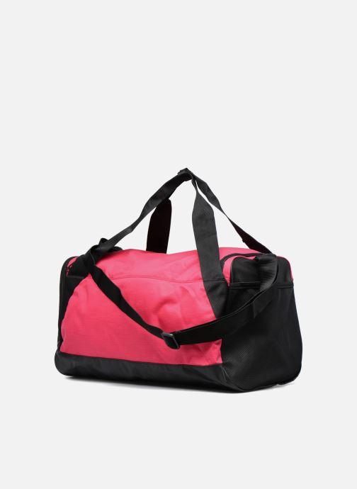 Bolsas de deporte Nike Nike Brasilia Training Duffel Bag S Negro vista lateral derecha