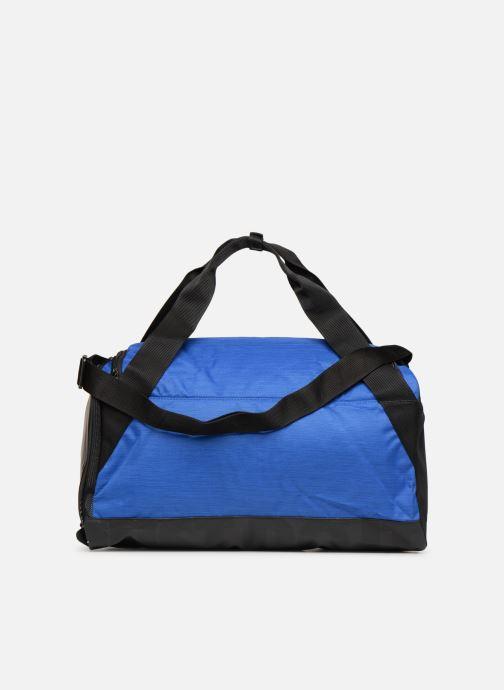 Bolsas de deporte Nike Nike Brasilia Training Duffel Bag S Azul vista de frente