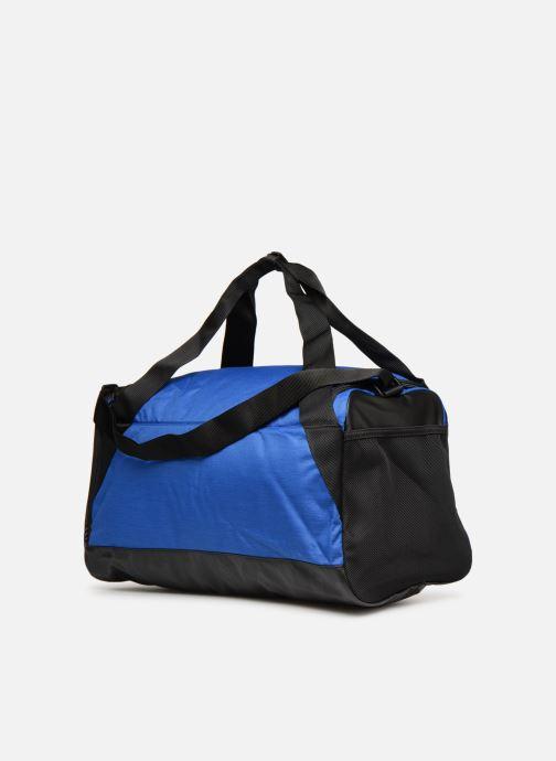 Bolsas de deporte Nike Nike Brasilia Training Duffel Bag S Azul vista lateral derecha