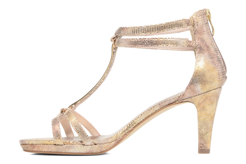 Sandali e scarpe aperte Tamaris Lepanthès Oro e bronzo immagine frontale