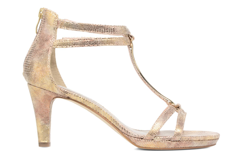 Sandali e scarpe aperte Tamaris Lepanthès Oro e bronzo immagine posteriore