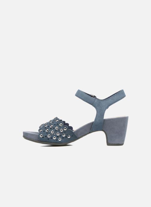 Tamaris Olearia (Bleu) Sandales et nu pieds chez Sarenza