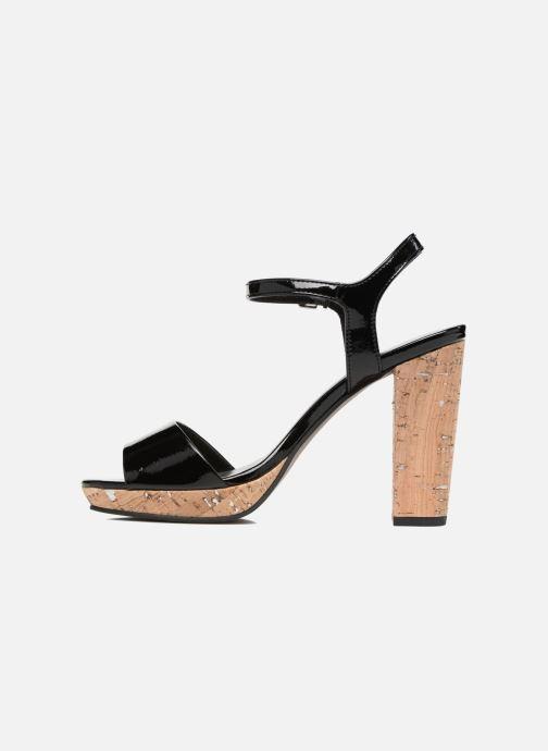 Sandales et nu-pieds Tamaris Espotoa Noir vue face