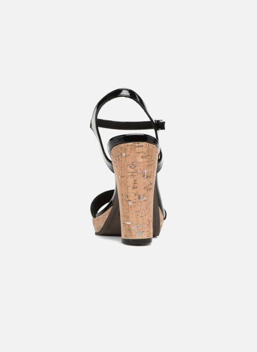 Sandales et nu-pieds Tamaris Espotoa Noir vue droite