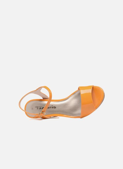 Tamaris Pellaea Sandalen orange Pellaea Tamaris orange Sandalen 287243 drvZqr4