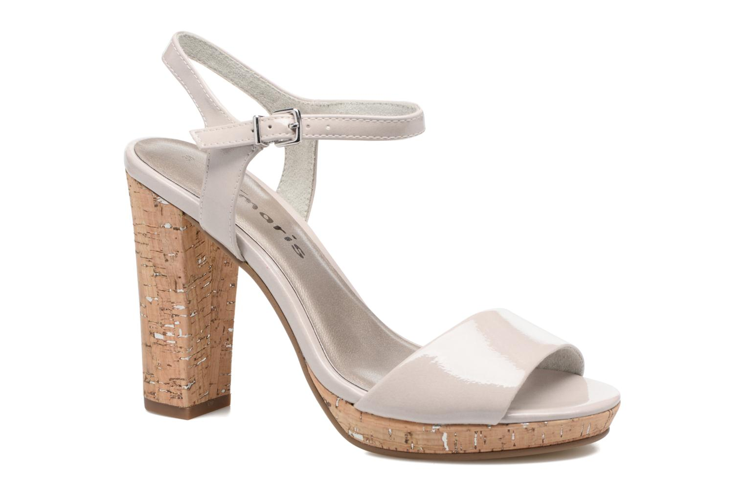 Sandals Tamaris Pellaea Grey detailed view/ Pair view