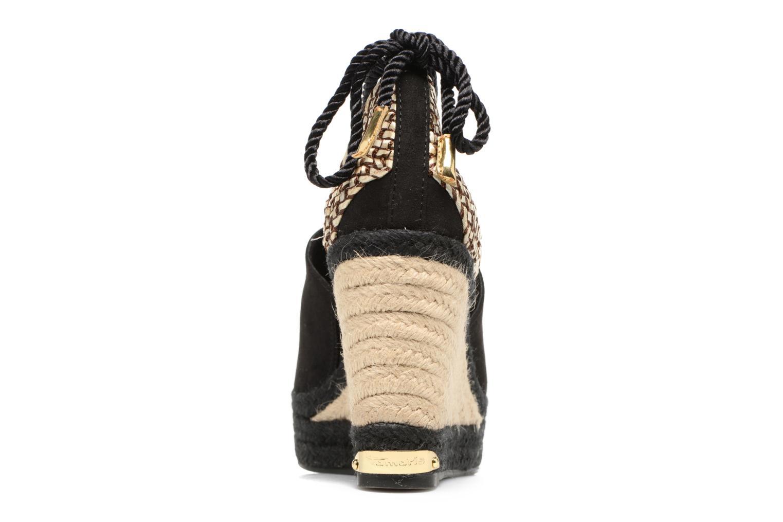 Sandales et nu-pieds Tamaris Yuzu Noir vue droite