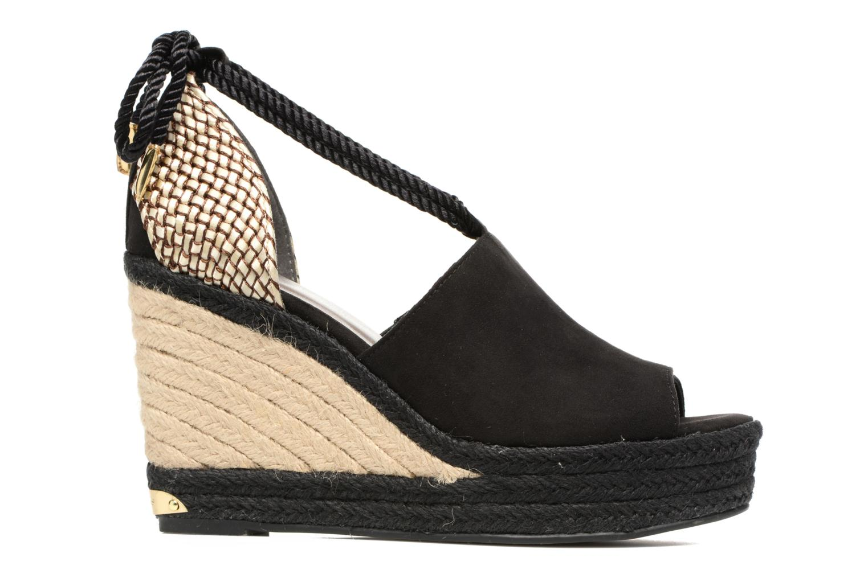 Sandalen Tamaris Yuzu Zwart achterkant
