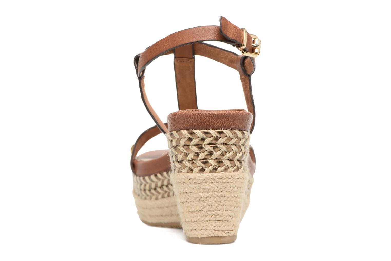 Sandali e scarpe aperte Tamaris Linnia Marrone immagine destra
