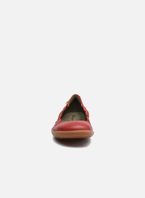 El Naturalista El Viajero N5272 Ballerinas (rot) - Ballerinas N5272 bei Más cómodo 1c2423