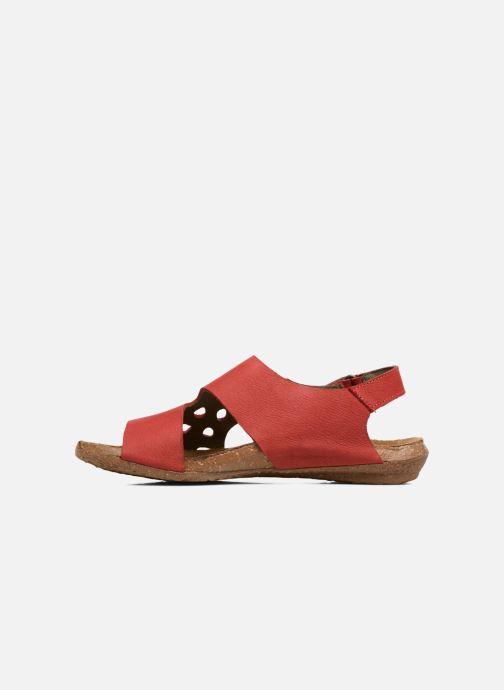 Sandales et nu-pieds El Naturalista Wakataua N5061 Rouge vue face