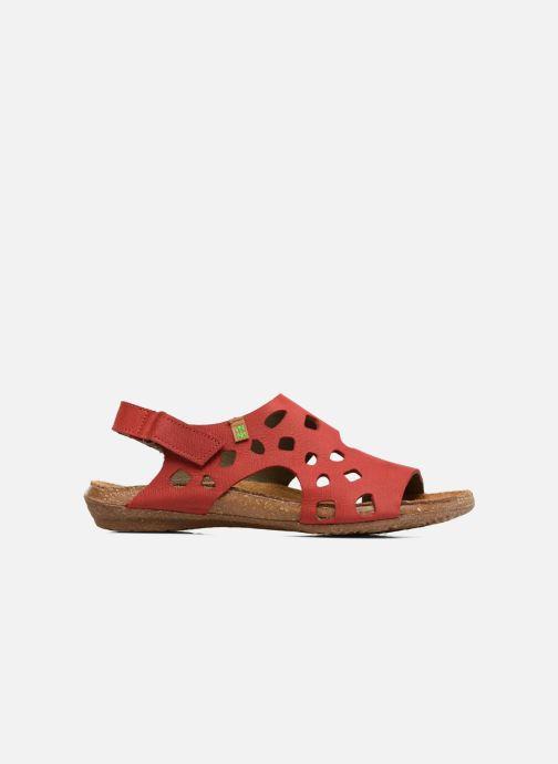Sandales et nu-pieds El Naturalista Wakataua N5061 Rouge vue derrière