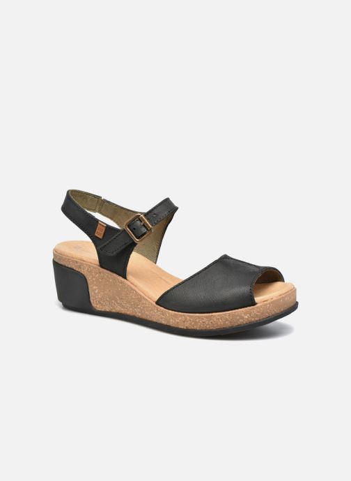 Sandali e scarpe aperte El Naturalista Leaves N5000 Nero vedi dettaglio/paio