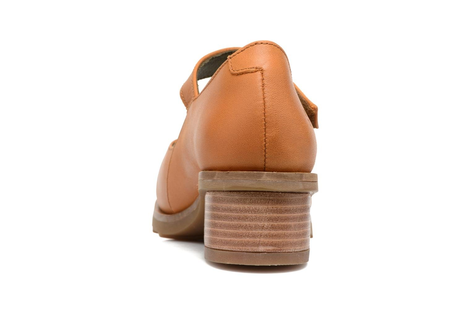 Ballerines El Naturalista Kentia N5100 Orange vue droite