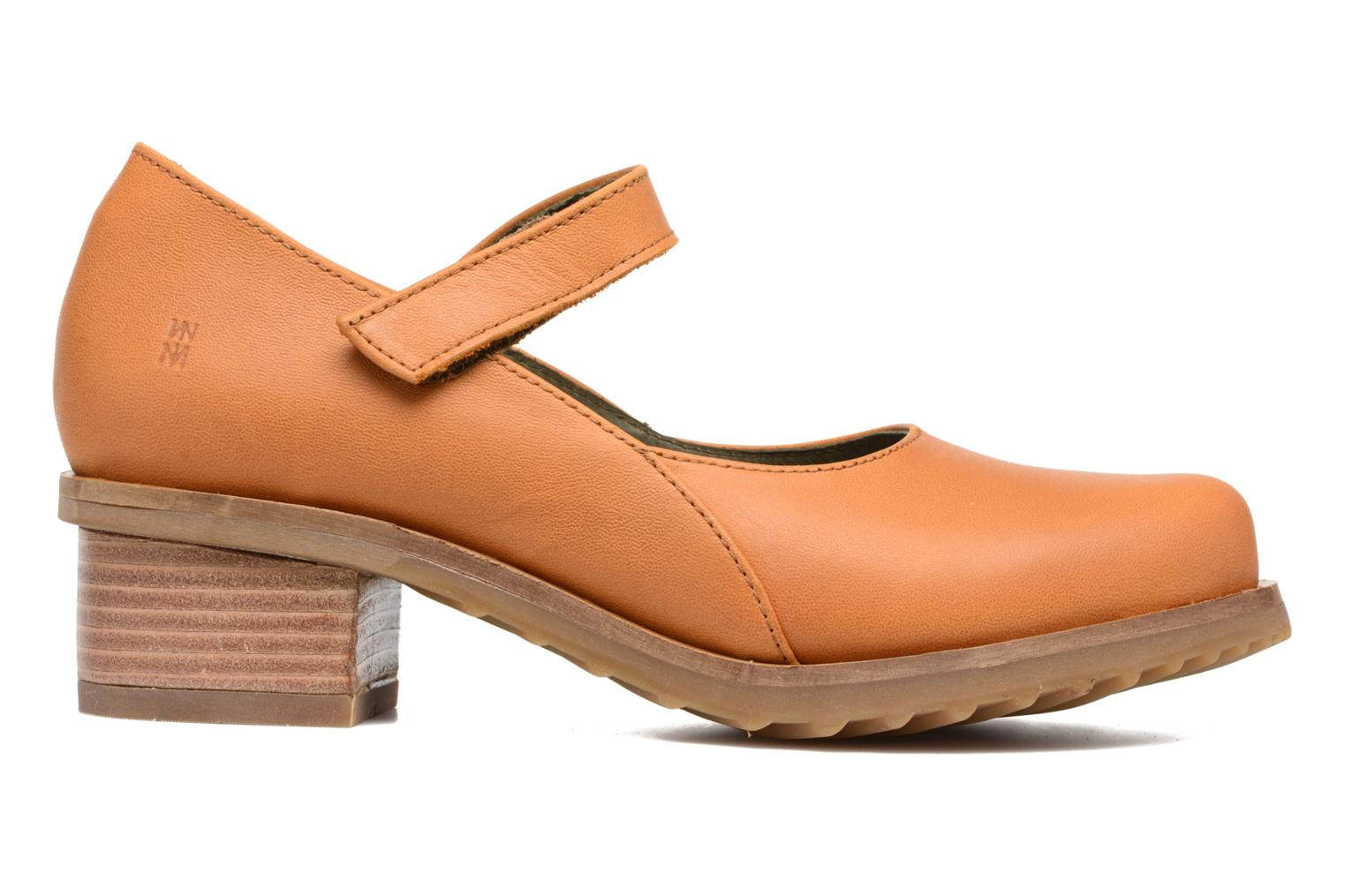 Ballerines El Naturalista Kentia N5100 Orange vue derrière