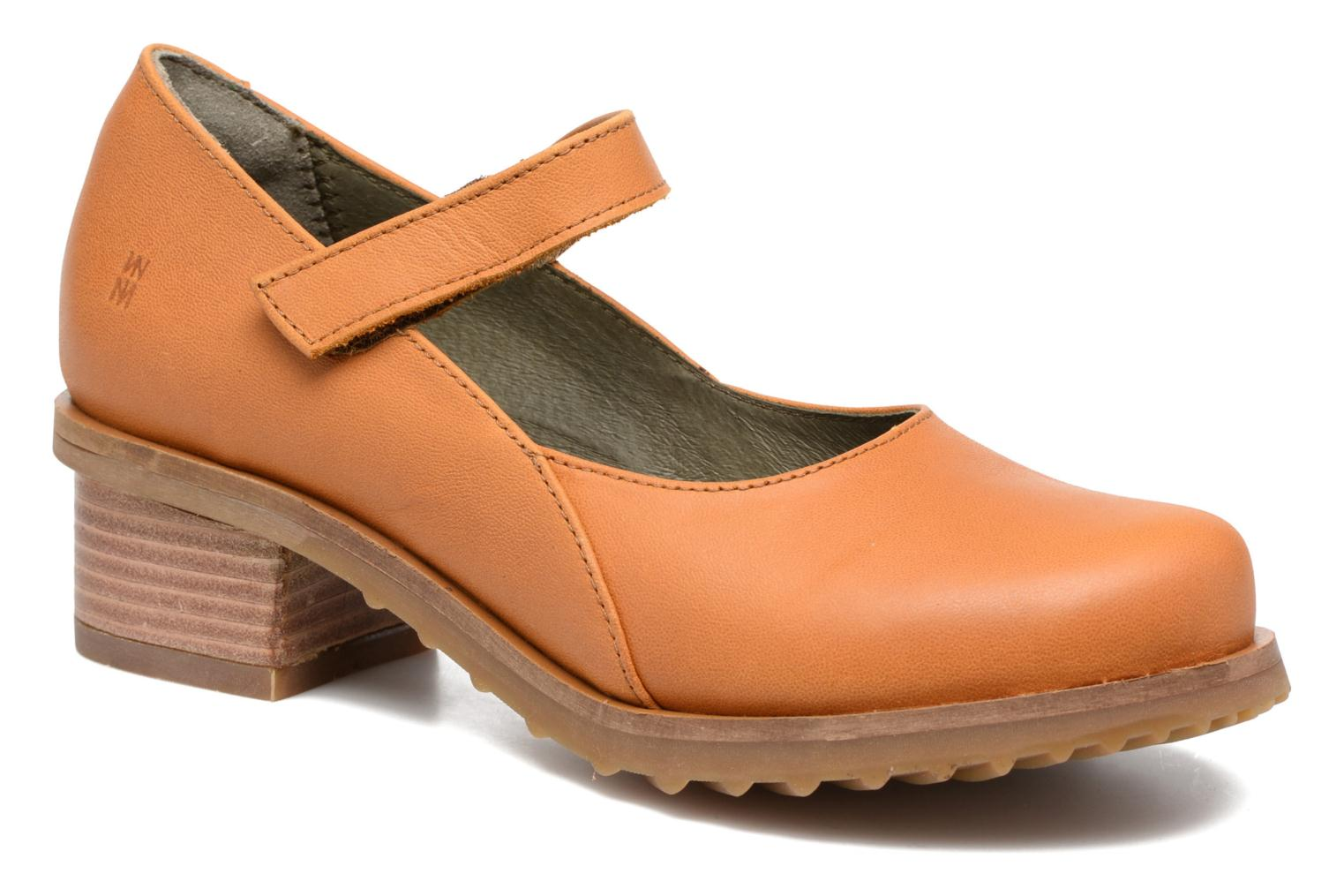 Ballerines El Naturalista Kentia N5100 Orange vue détail/paire