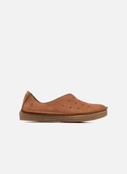 Loafers El Naturalista Ricefield NF88 Brown back view