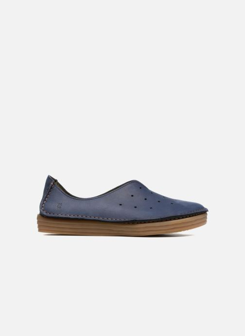 Loafers El Naturalista Ricefield NF88 Blue back view