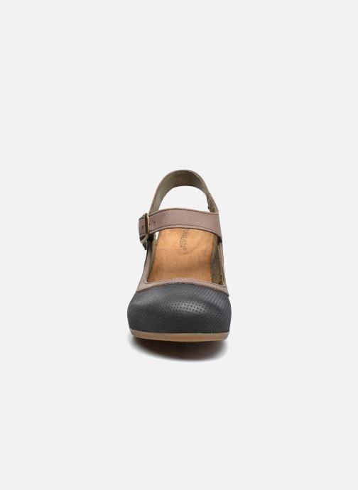 Sandales et nu-pieds El Naturalista Kuna N5021 Multicolore vue portées chaussures