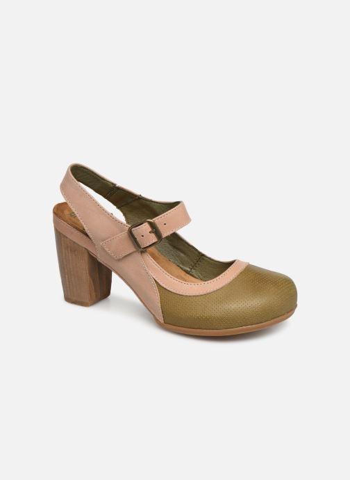 Sandali e scarpe aperte El Naturalista Kuna N5021 Verde vedi dettaglio/paio