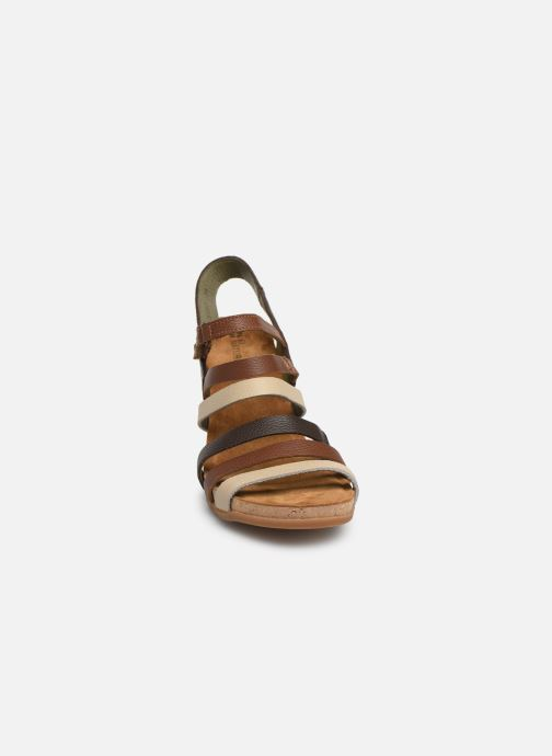 Sandals El Naturalista Mola N5030 Brown model view