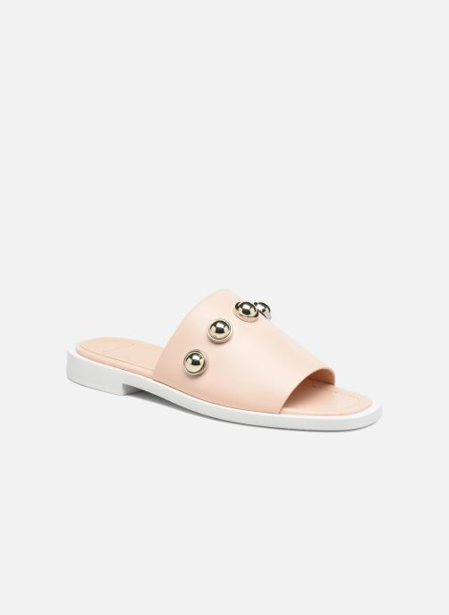 Mules & clogs Carven Resonance Mule Beige detailed view/ Pair view