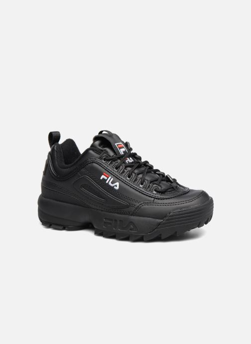 Sneakers FILA Disruptor Low W Zwart detail