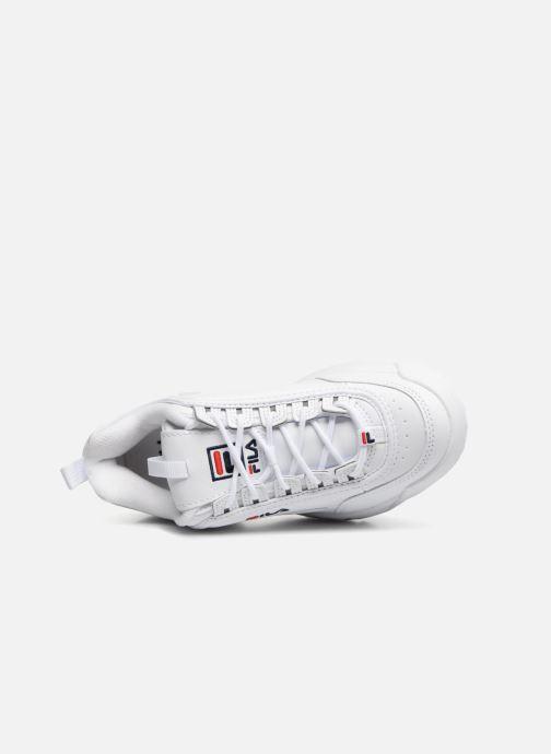 Sneakers FILA Disruptor Low W Bianco immagine sinistra