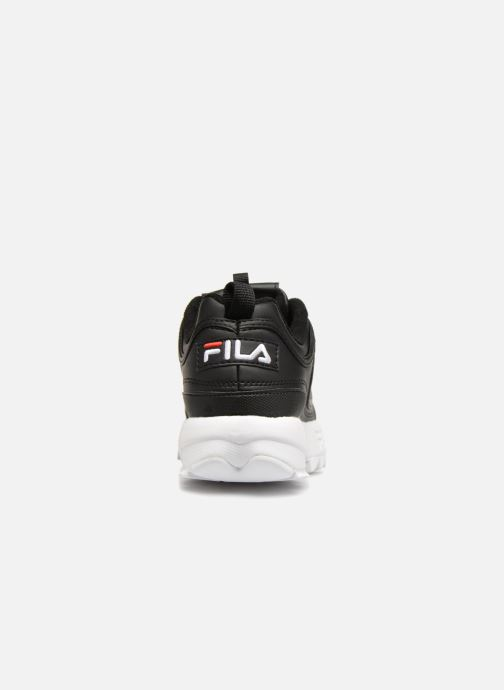 Baskets FILA Disruptor Low W Noir vue droite