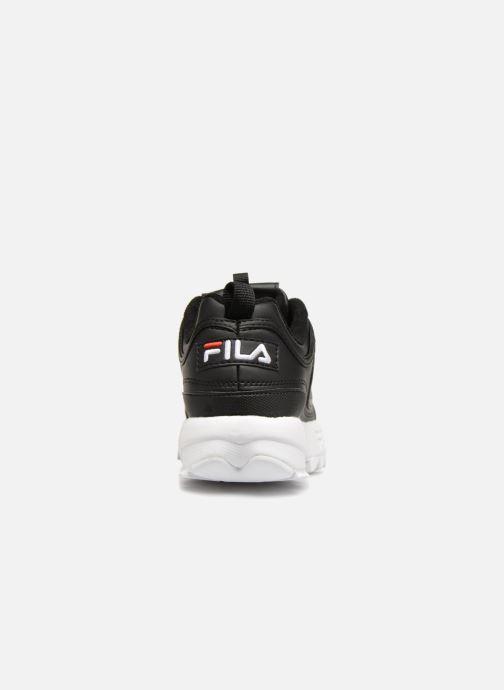 Sneaker FILA Disruptor Low W schwarz ansicht von rechts