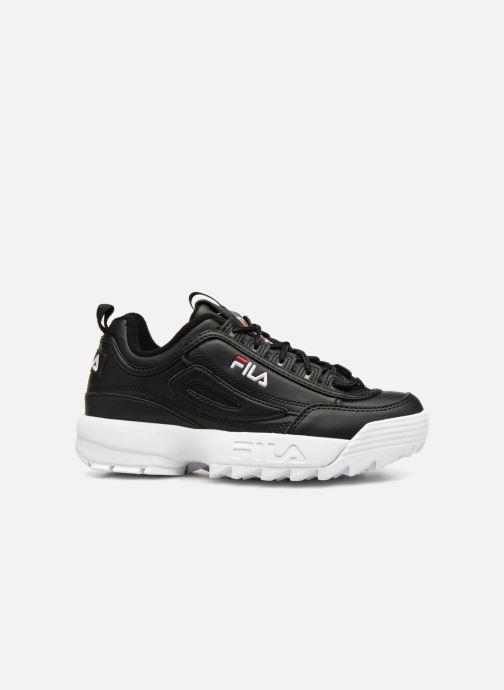 Sneakers FILA Disruptor Low W Nero immagine posteriore