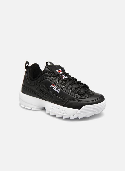 Sneakers FILA Disruptor Low W Zwart detail