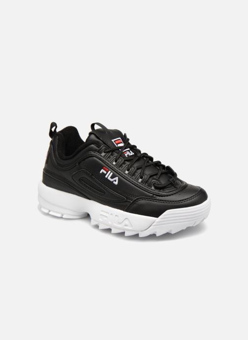 Sneaker FILA Disruptor Low W schwarz detaillierte ansicht/modell
