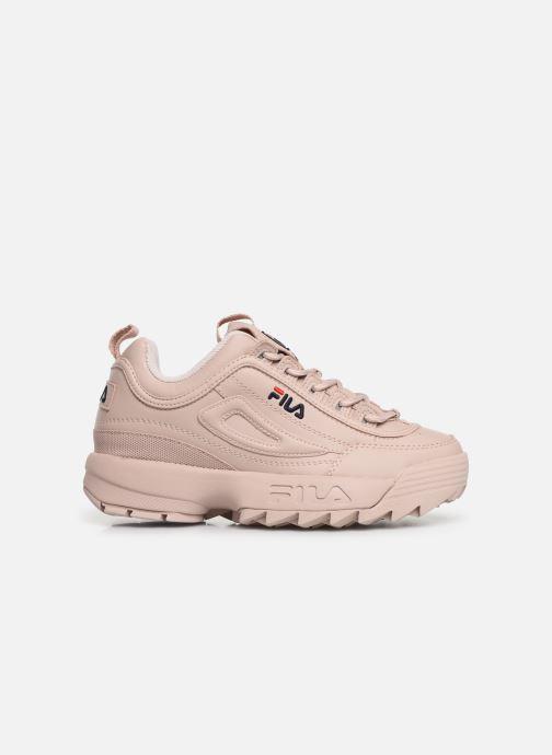 Sneaker FILA Disruptor Low W rosa ansicht von hinten