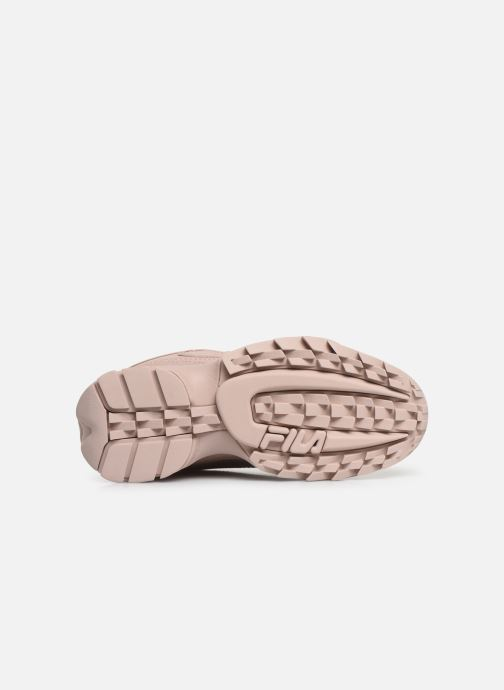 Sneakers FILA Disruptor Low W Pink se foroven