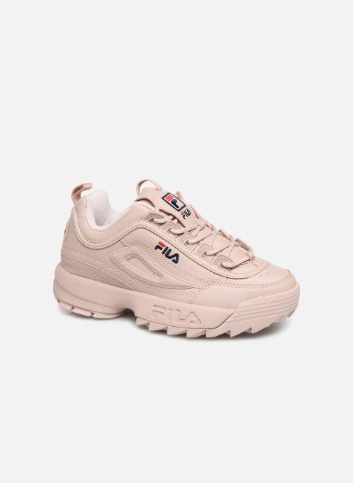 Sneakers FILA Disruptor Low W Roze detail