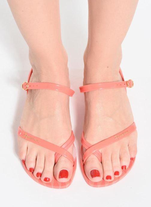 Sandales et nu-pieds Ipanema Fashion Sandal IV F Orange vue bas / vue portée sac