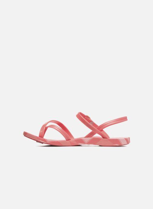 Sandales et nu-pieds Ipanema Fashion Sandal IV F Orange vue face