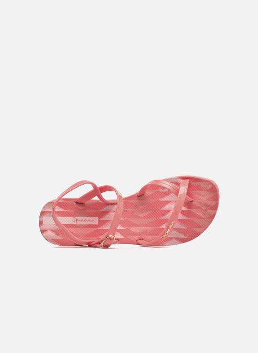 Sandales et nu-pieds Ipanema Fashion Sandal IV F Orange vue gauche