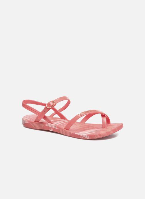 finest selection db863 9d5b2 Sandales et nu-pieds Ipanema Fashion Sandal IV F Orange vue détail paire