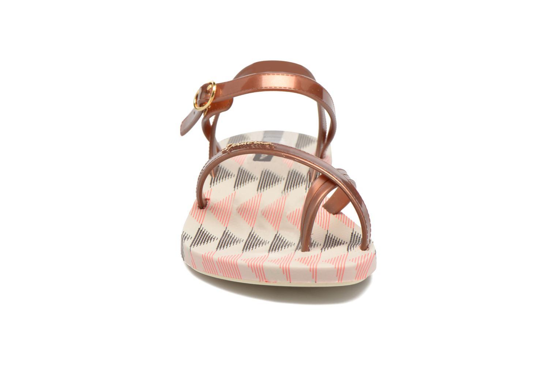 Sandals Ipanema Fashion Sandal IV F Brown model view