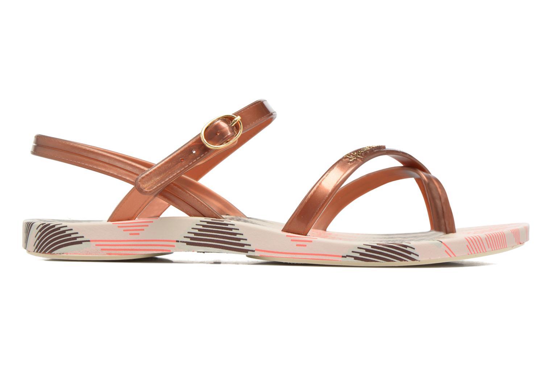Sandals Ipanema Fashion Sandal IV F Brown back view