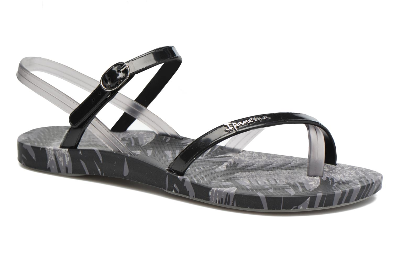 Sandals Ipanema Fashion Sandal IV F Grey detailed view/ Pair view