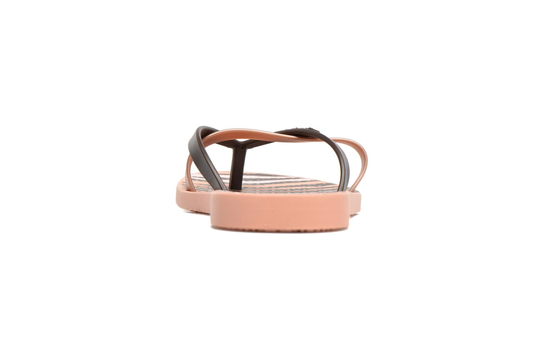Flip flops Ipanema Kirei Silk II Pink view from the right