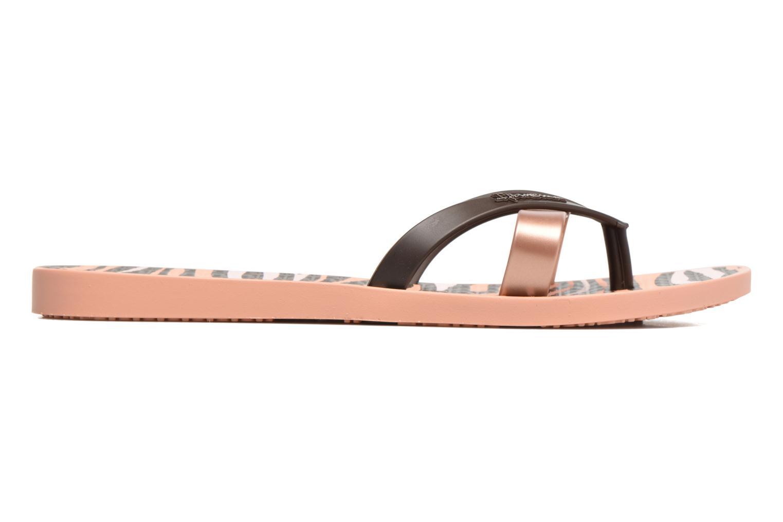 Flip flops Ipanema Kirei Silk II Pink back view