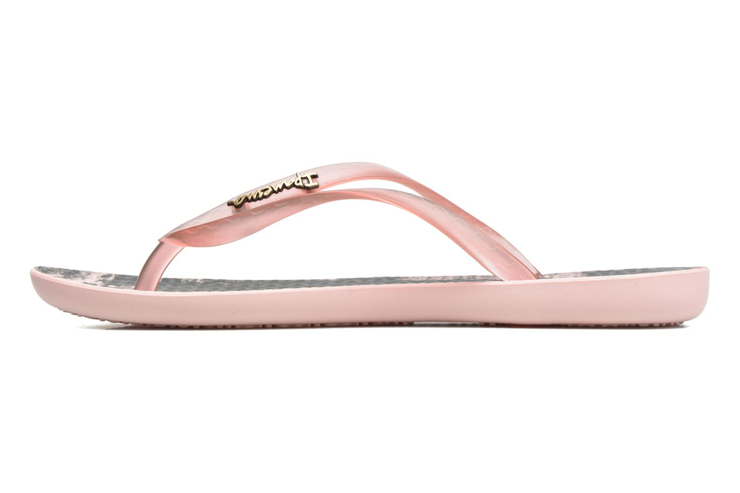 Flip flops Ipanema Wave Tropical Pink front view