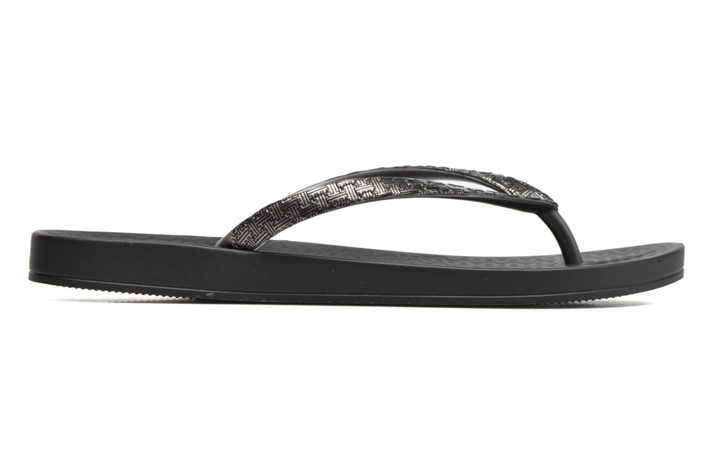 Flip flops Ipanema Mesh II Black back view