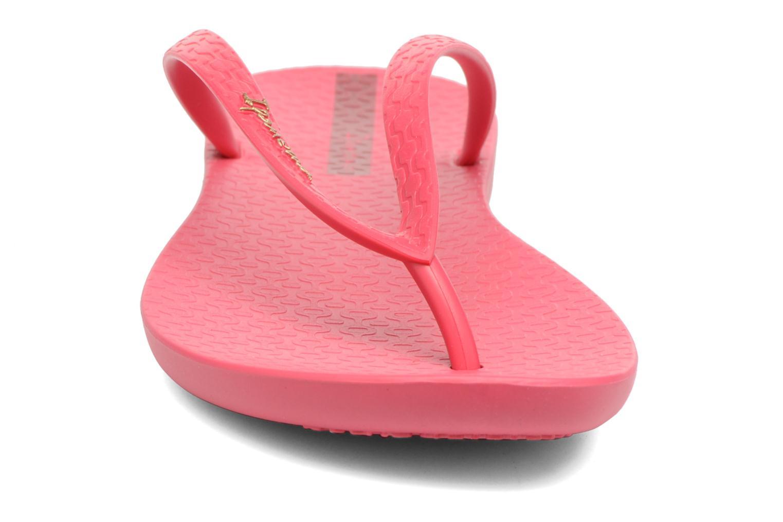 Flip flops Ipanema Wave Pink model view